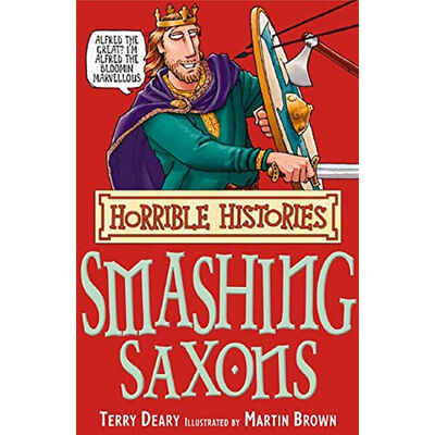 Horrible Histories: The Smashing Saxons image number 1