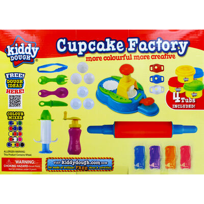 Cupcake Factory Modelling Dough Play Set image number 4