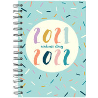 A5 Tarazzo 2021-2022 Week to View Diary