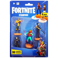 Fortnite Stampers: Pack of 4