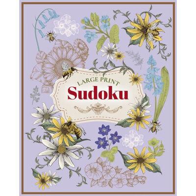 Large Print Sudoku image number 1