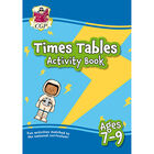Times Table Activity Book: Ages 7-9 image number 1