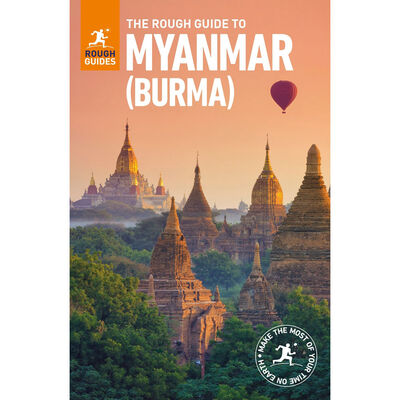 The Rough Guide To Myanmar (Burma) image number 1