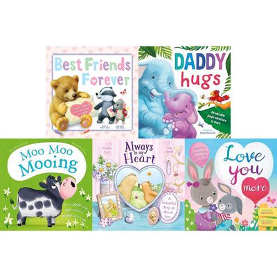 Story-Time Fun: 10 Kids Picture Books Bundle image number 3