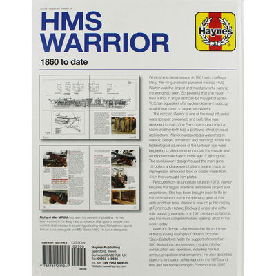 Haynes Hms Warriors Manual image number 3