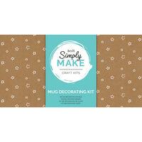 Simply Make - Mug Decoration Kit