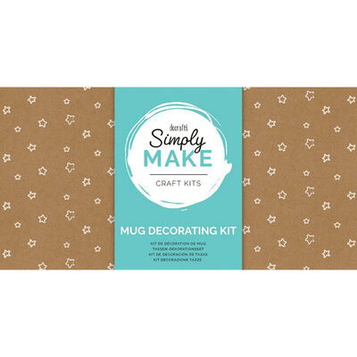 Simply Make - Mug Decoration Kit image number 1