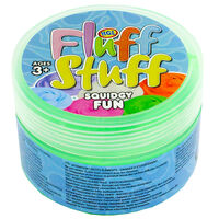 Fluff Stuff Squidgy Putty - Assorted