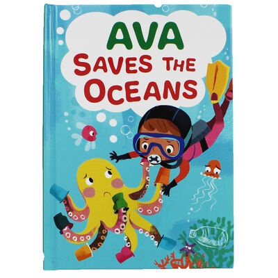 Ava Saves The Oceans image number 1
