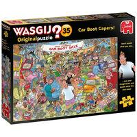 Wasgij Original 35 Car Boot Capers! 1000 Piece Jigsaw Puzzle