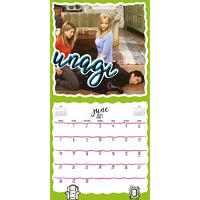A3 Friends 2021 Square Calendar