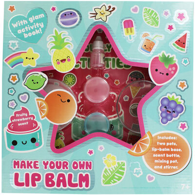 Make Your Own Lip Balm image number 1
