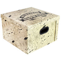 Harry Potter Quidditch Collapsible Storage Box