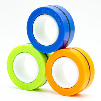 Magni Rings: Pack of 3 image number 3