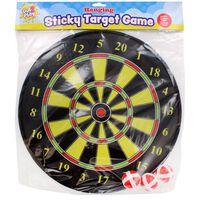 Sticky Ball Target