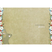 A Christmas Tale Insert Decorative Papers - 36 Sheets