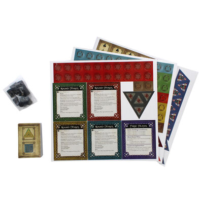 The Arrival Board Game image number 3