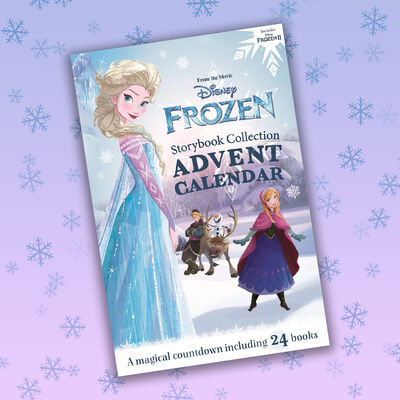 Disney Frozen Storybook Collection: Advent Calendar image number 3