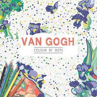 Van Gogh Colour By Dots