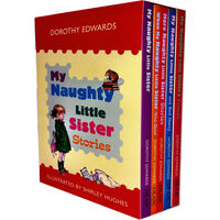 My Naughty Little Sister Stories: 5 Book Box Set