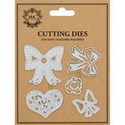Bows and Hearts Cutting Die image number 1