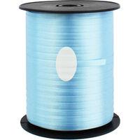 Light Blue Balloon Curling Ribbon - 500m x 5mm
