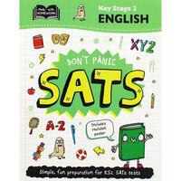 Don't Panic SATs: Key Stage 2 English
