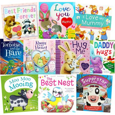 Best Friends For Life: 10 Kids Picture Books Bundle image number 1