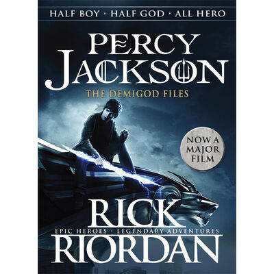 Percy Jackson: The Demigod Files image number 1