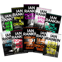 Ian Rankin Collection 10 Book Bundle
