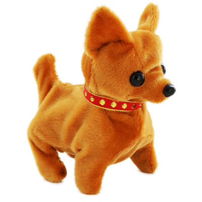 Small Walking Woofers with Sound - Ginger image number 1