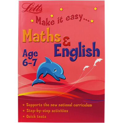 Letts Maths and English: Age 6-7 image number 1