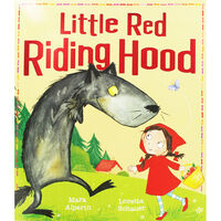 Little Red Riding Hood: My First Fairy Tales