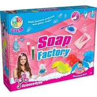 Science 4 You: Soap Factory
