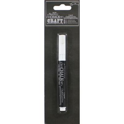 White Liquid Chalkboard Pen image number 1