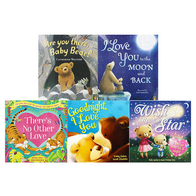 Lovely Dreams - 10 Kids Picture Books Bundle image number 3