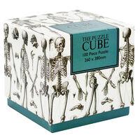 Skeleton 100 Piece Jigsaw Puzzle