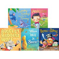 Pirates in Pyjamas: 10 Kids Picture Books Bundle