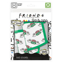 Friends Face Covering: Pack of 2