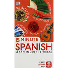 15-Minute Spanish: Learn In Just 12 Weeks image number 1