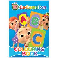Cocomelon ABC Colouring Book