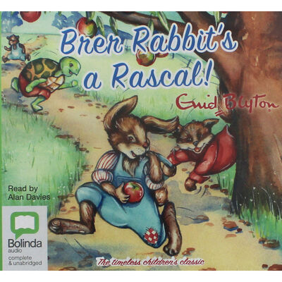 Brer Rabbits a Rascal - MP3 CD image number 1