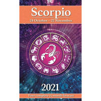 Horoscopes 2021: Scorpio