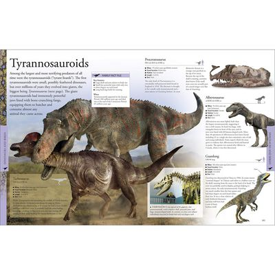 Dinosaurs: A Children's Encyclopaedia image number 3