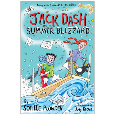 Jack Dash and the Summer Blizzard image number 1