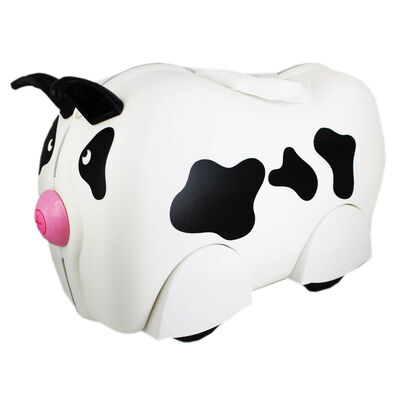Cow Kiddee Case - Kids Travel Case image number 1