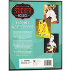Kaleidoscope Sticker Mosaics: Fine Art Masterpieces image number 3