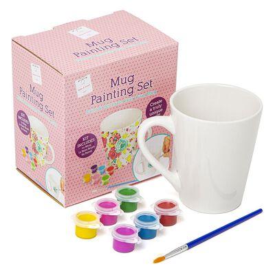 Paint Your Own: Mug Set image number 2