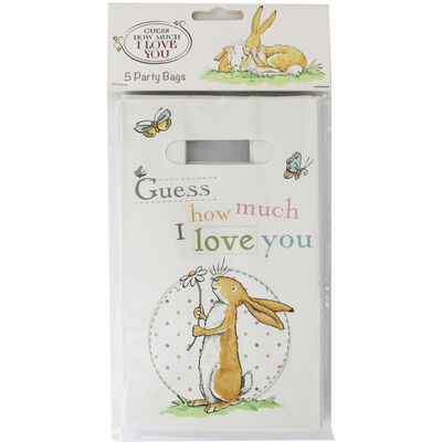 Guess How Much I Love You Party Bags - Pack of 5 image number 1