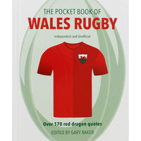 The Pocket Book of Wales Rugby